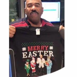 Sweaters - Steve Harvey Ugly Christmas Sweater